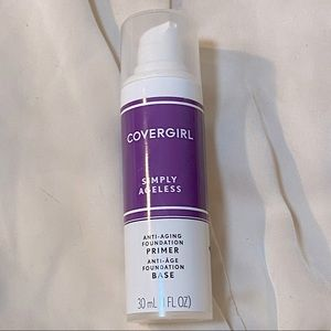 3/$26 Covergirl Simply Ageless Anti Aging Primer